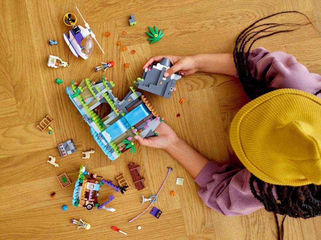 LEGO Friends 41432 Alpaka-Rettung im Dschungel | ©LEGO Gruppe