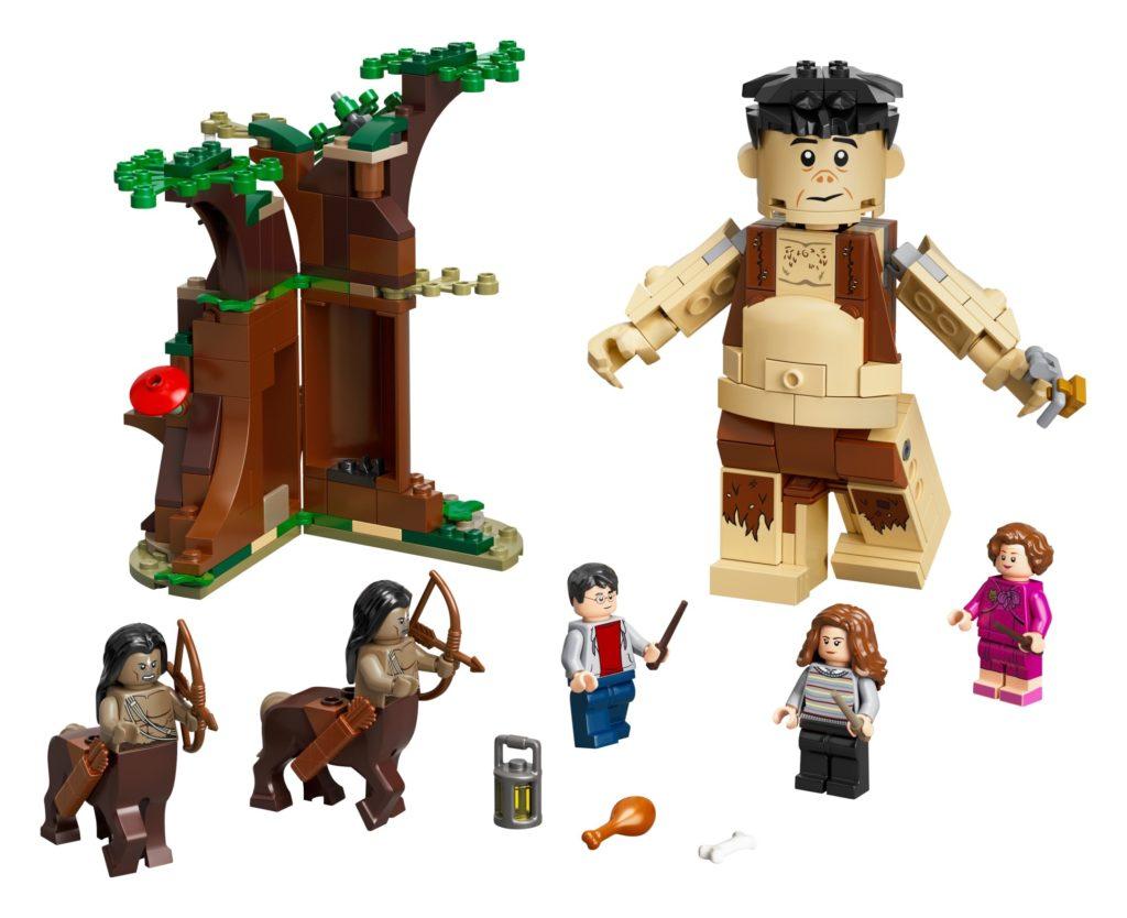 LEGO Harry Potter 75967 Der Verbotene Wald: Begegnung mit Umbridge | ©LEGO Gruppe