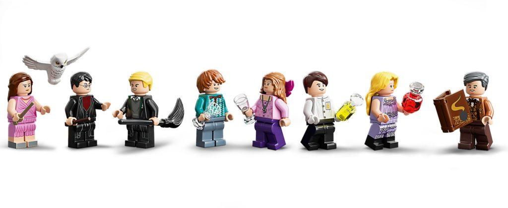 LEGO Harry Potter 75969 Astronomieturm auf Schloss Hogwarts™ | ©LEGO Gruppe