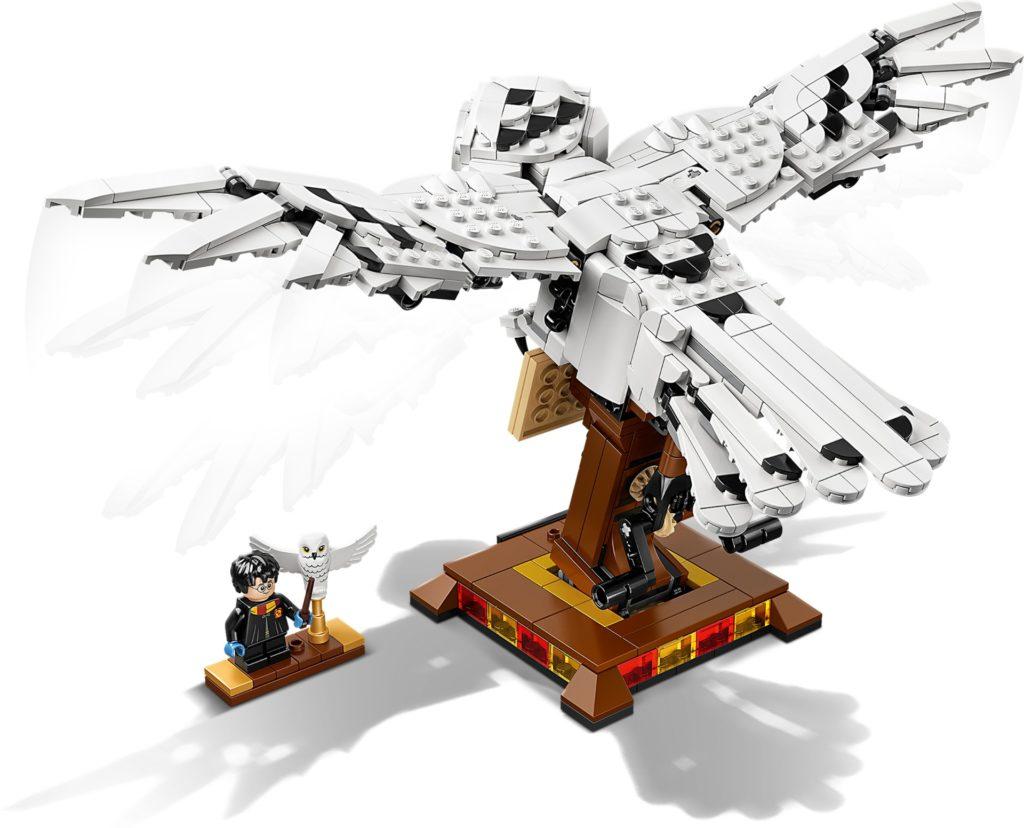 LEGO Harry Potter 75979 Hedwig™ | ©LEGO Gruppe
