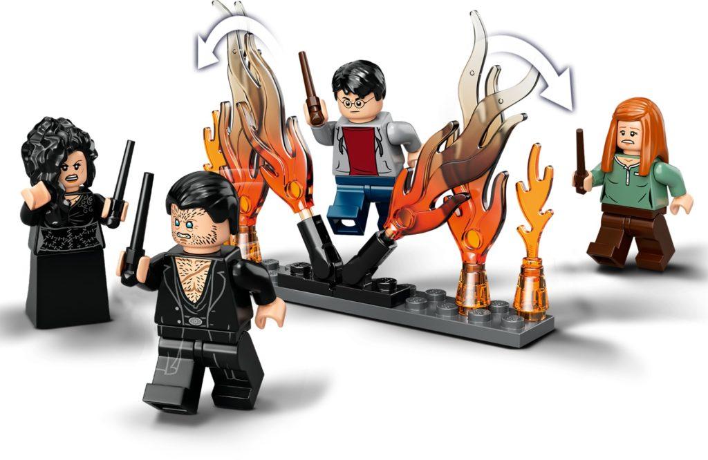 LEGO Harry Potter 75980 Angriff auf den Fuchsbau | ©LEGO Gruppe