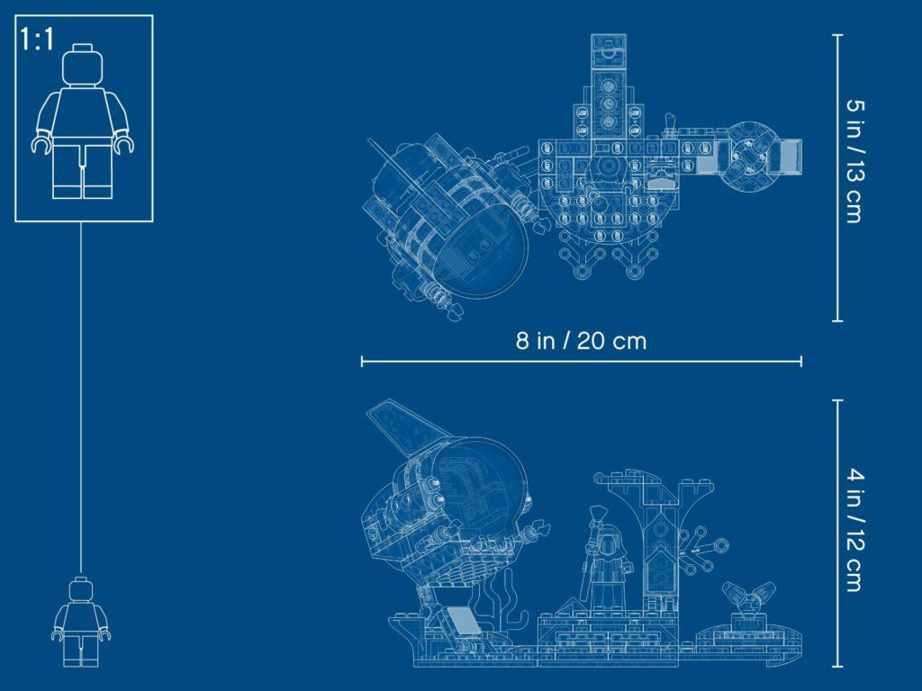 LEGO Hidden Side 70433 J. B.'s U-Boot | ©LEGO Gruppe