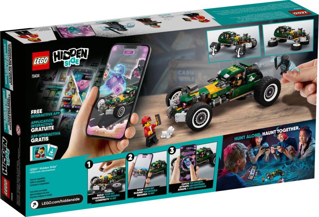 LEGO Hidden Side 70434 Übernatürlicher Rennwagen | ©LEGO Gruppe