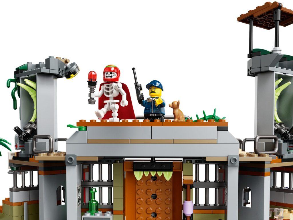 LEGO Hidden Side 70435 Newbury´s verlassenes Gefängnis | ©LEGO Gruppe