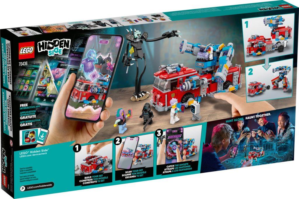 LEGO Hidden Side 70436 Phantom Feuerwehrauto 3000 | ©LEGO Gruppe