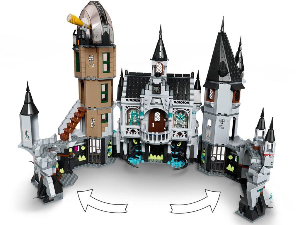 LEGO Hidden Side 70437 Geheimnisvolle Burg | ©LEGO Gruppe