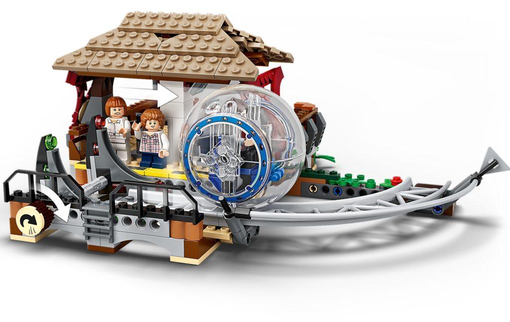 LEGO Jurassic World 75941 Indominus Rex vs. Ankylosaurus | ©LEGO Gruppe