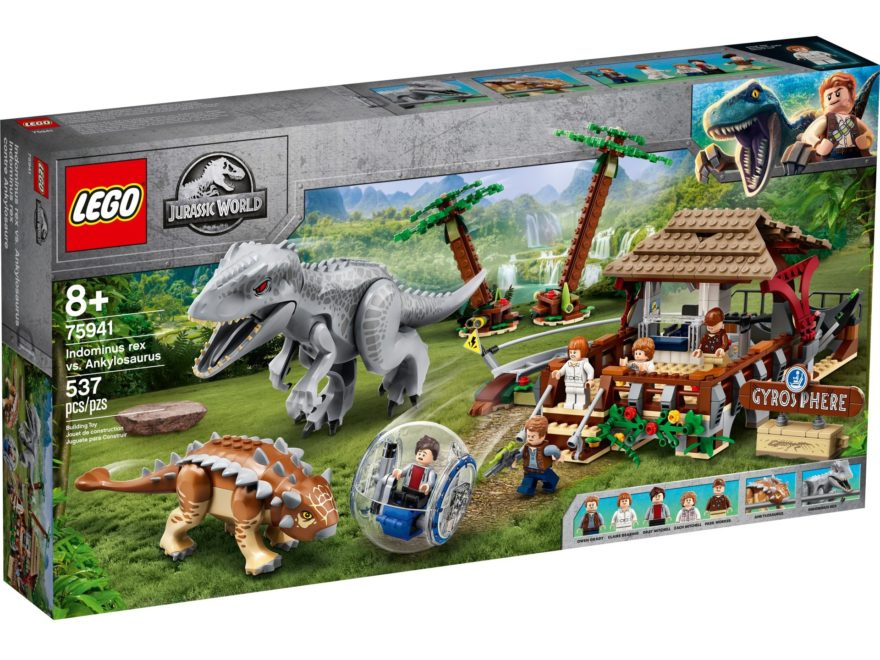 LEGO Jurassic World Sommer 2020 Neuheiten | ©LEGO Gruppe