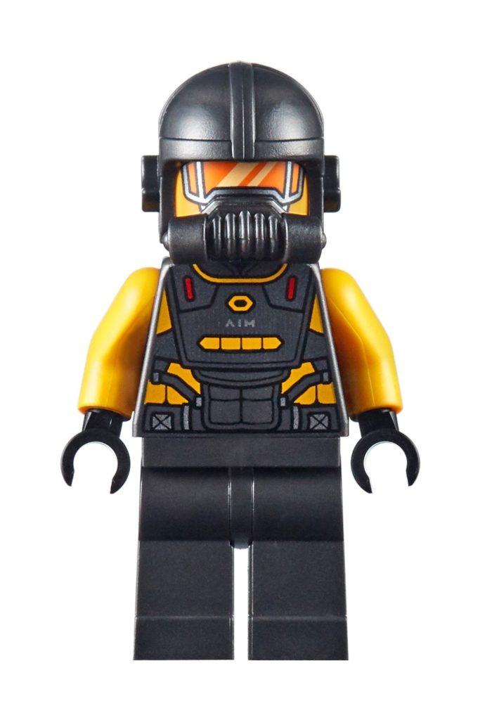 LEGO Marvel Super Heroes 40418 Falcon™ und Black Widow machen gemeinsame Sache | ©LEGO Gruppe