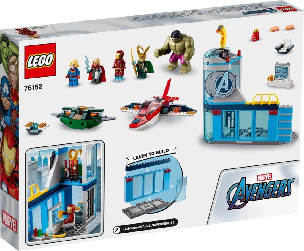 LEGO Marvel Super Heroes 76152 Avengers – Lokis Rache | ©LEGO Gruppe