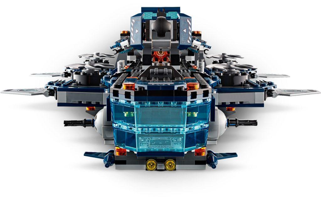 LEGO Marvel Super Heroes 76153 Avengers Helicarrier | ©LEGO Gruppe