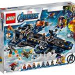 LEGO Marvel Juni 2020 Neuheit - Helicarrier | ©LEGO Gruppe