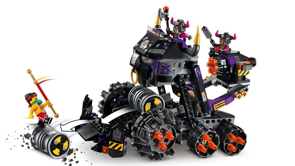 LEGO Monkie Kid 80007 Iron Bull Tank | ©LEGO Gruppe