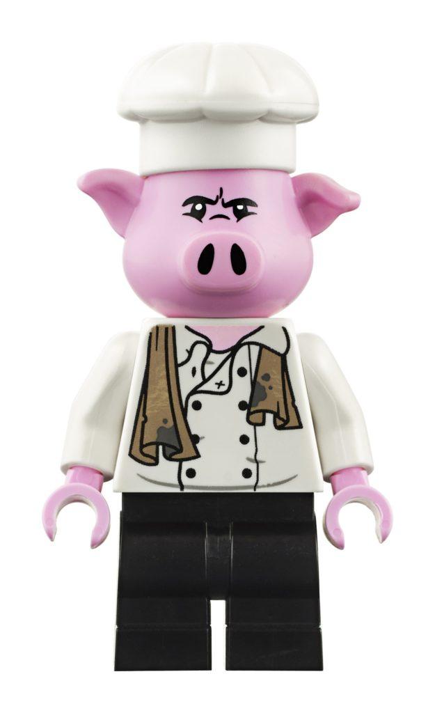 LEGO Monkie Kid 80009 Pigsy's Food Truck   ©LEGO Gruppe