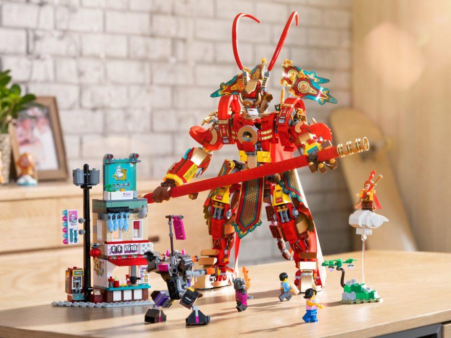 LEGO Monkie Kid - Das sind die Set-Neuheiten | ©LEGO Gruppe