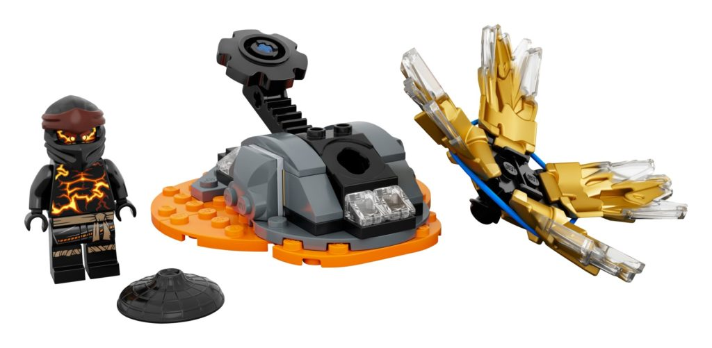 LEGO Ninjago 70685 Coles Spinjitzu-Kreisel | ©LEGO Gruppe
