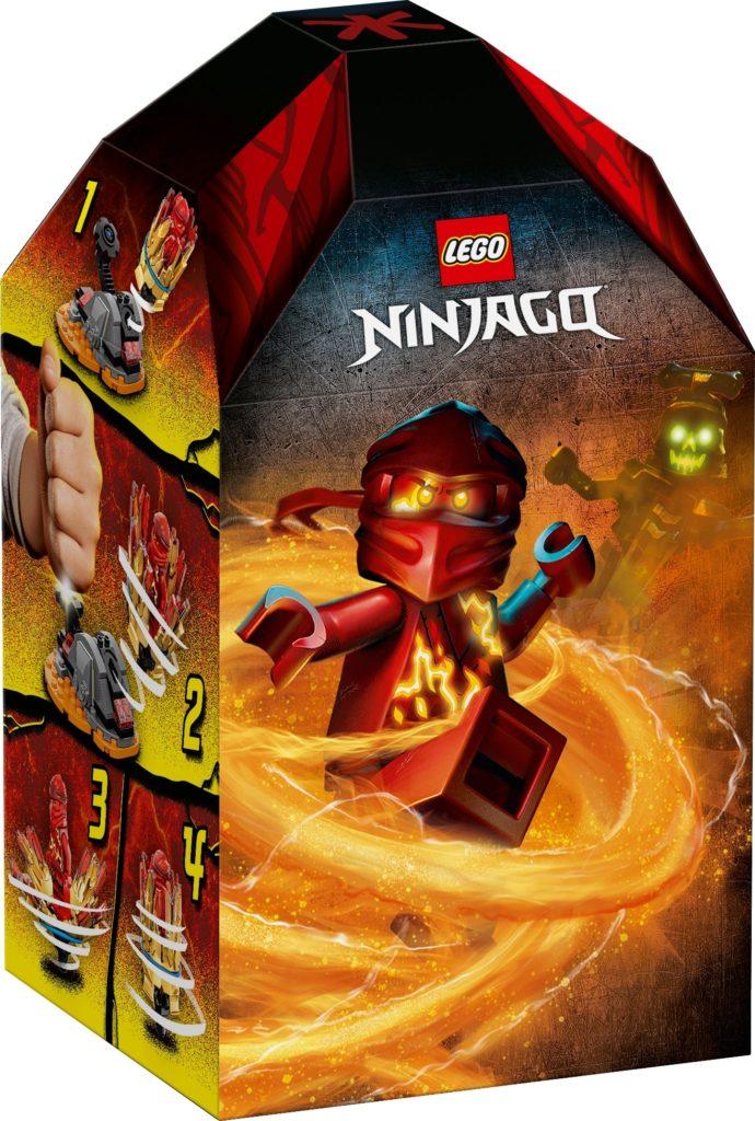 LEGO Ninjago 70686 Kais Spinjitzu-Kreisel | ©LEGO Gruppe