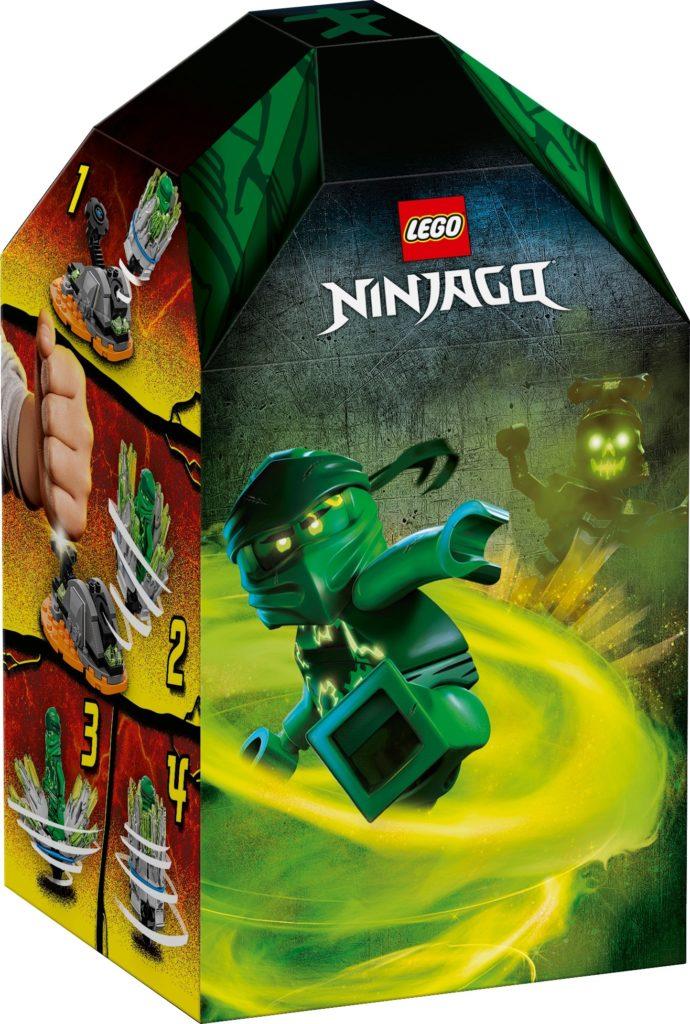 LEGO Ninjago 70687 Lloyds Spinjitzu-Kreisel | ©LEGO Gruppe