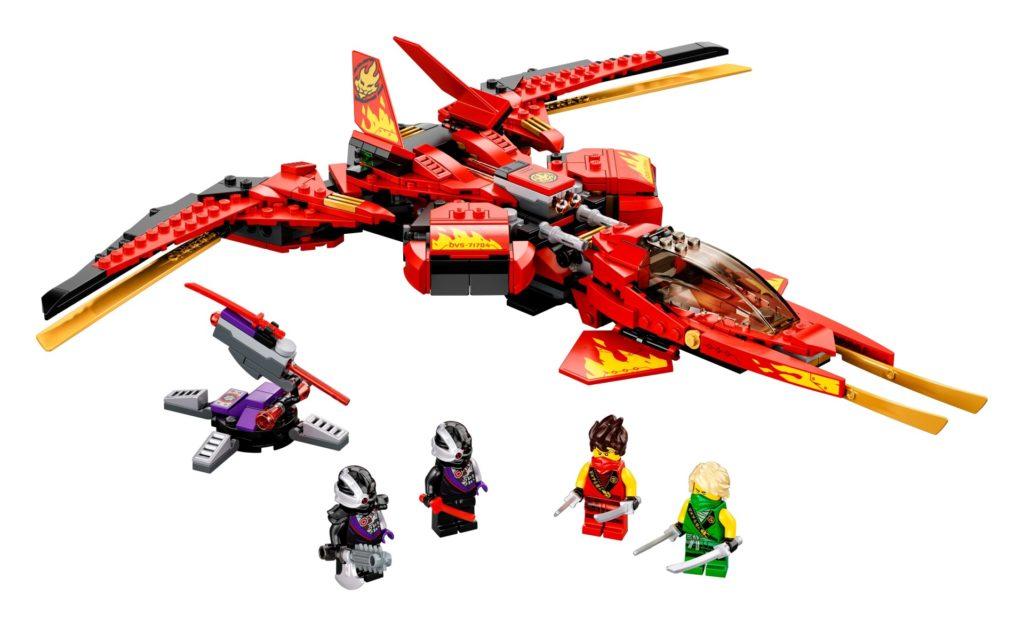 LEGO Ninjago 71704 Kais Super-Jet | ©LEGO Gruppe