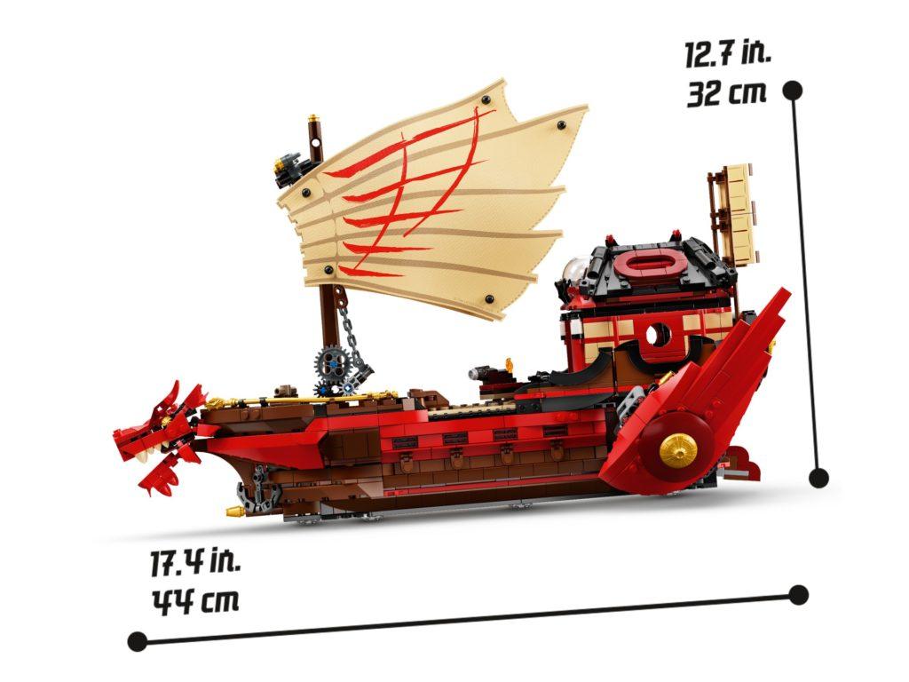 LEGO Ninjago 71705 Ninja-Flugsegler | ©LEGO Gruppe
