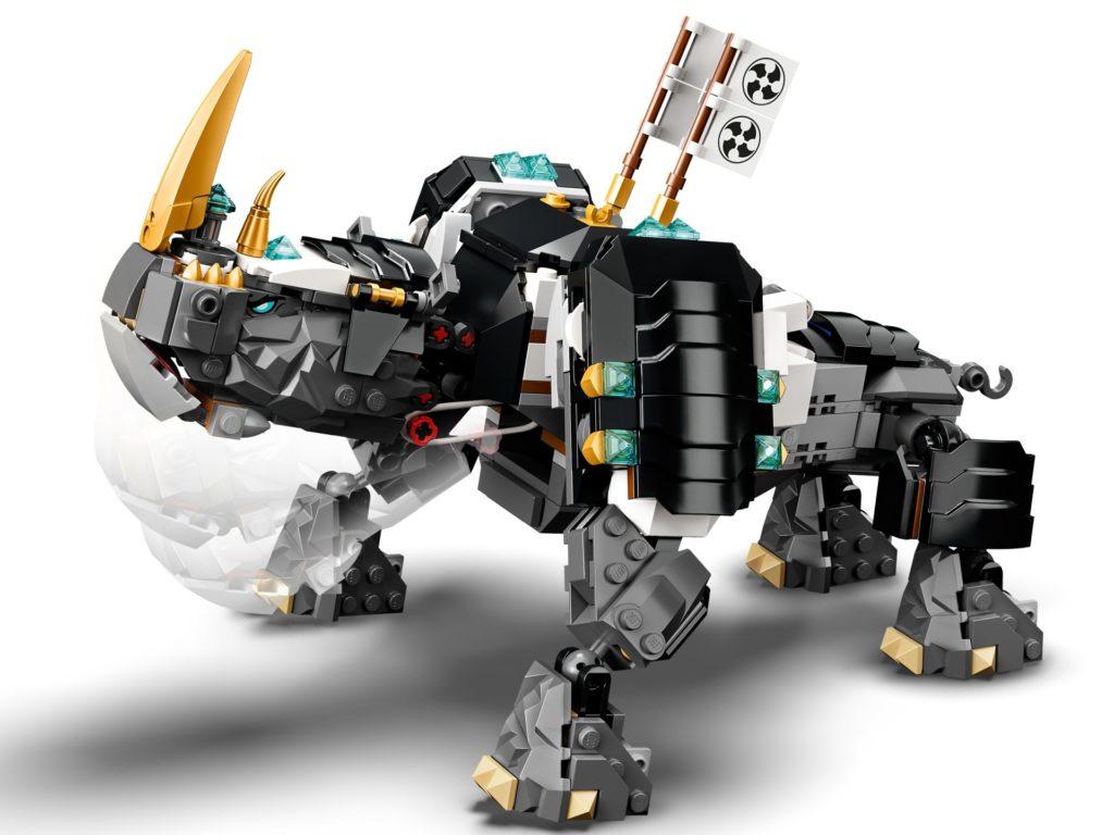 LEGO Ninjago 71719 Zanes Mino-Monster | ©LEGO Gruppe