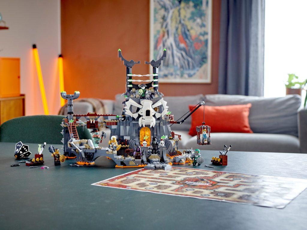 LEGO Ninjago 71722 Verlies des Totenkopfmagiers | ©LEGO Gruppe