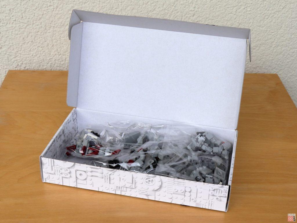 LEGO Star Wars 40407 Schlacht um den zweiten Todesstern - offene Packung | ©2020 Brickzeit