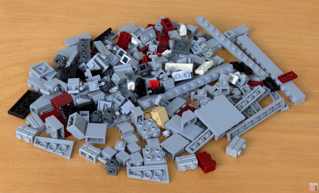 LEGO Star Wars 40407 Schlacht um den zweiten Todesstern - Bausteine| ©2020 Brickzeit