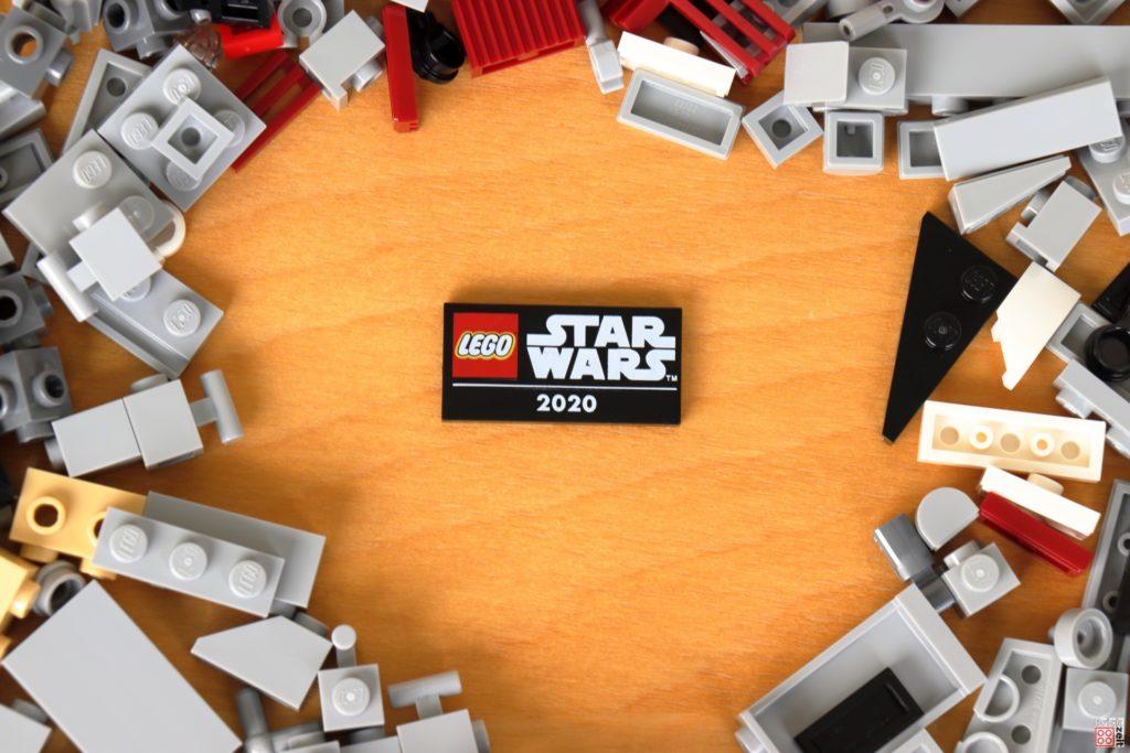 LEGO Star Wars 2020 Fliese | ©2020 Brickzeit