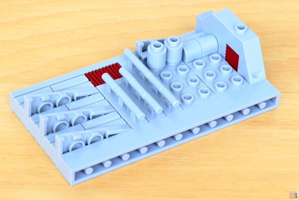 LEGO Star Wars 40407 - Aufbau 12 | ©2020 Brickzeit