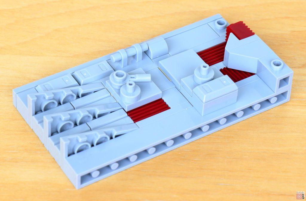 LEGO Star Wars 40407 - Fertige dritte Platte | ©2020 Brickzeit