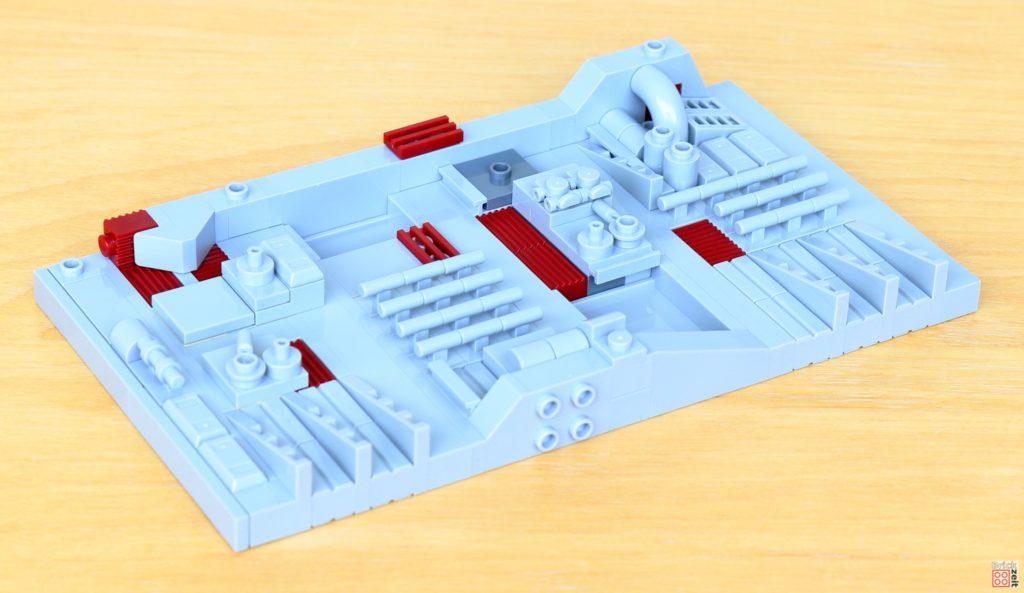 LEGO Star Wars 40407 - Alle drei Teile kombiniert | ©2020 Brickzeit