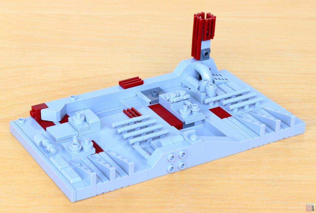 LEGO Star Wars 40407 - Erster Turm auf Todessternoberfläche | ©2020 Brickzeit