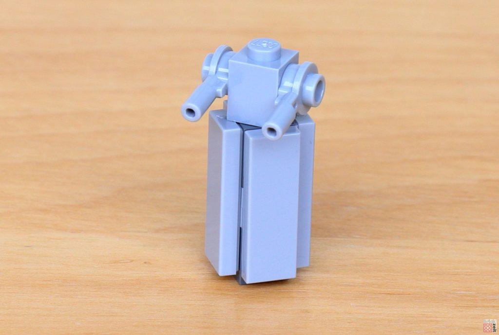 LEGO Star Wars 40407 - Turbolaserturm | ©2020 Brickzeit