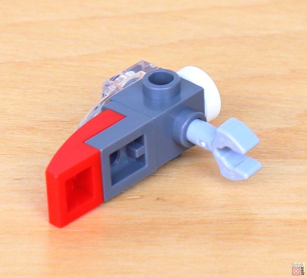 LEGO Star Wars 40407 - A-Wing Rumpf mit Befestigungsgreifer | ©2020 Brickzeit