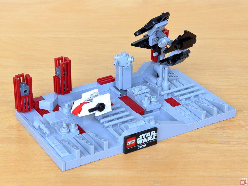 LEGO Star Wars 40407 Schlacht um den zweiten Todesstern | ©2020 Brickzeit