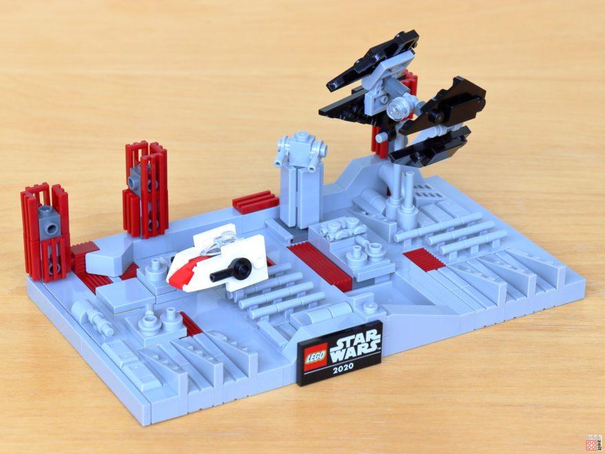 Review - LEGO Star Wars 40407 Schlacht um den zweiten Todesstern | ©2020 Brickzeit