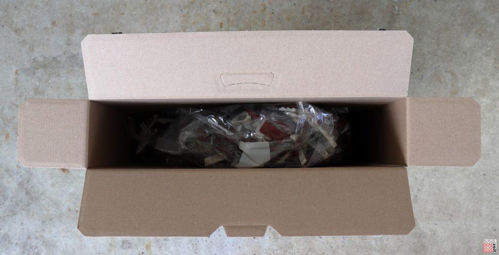 LEGO Star Wars 75275 UCS A-Wing - offene Packung | ©2020 Brickzeit