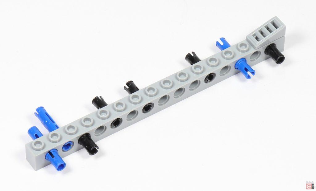 LEGO Star Wars 75275 - Bauabschnitt 01, Bild 01 | ©2020 Brickzeit