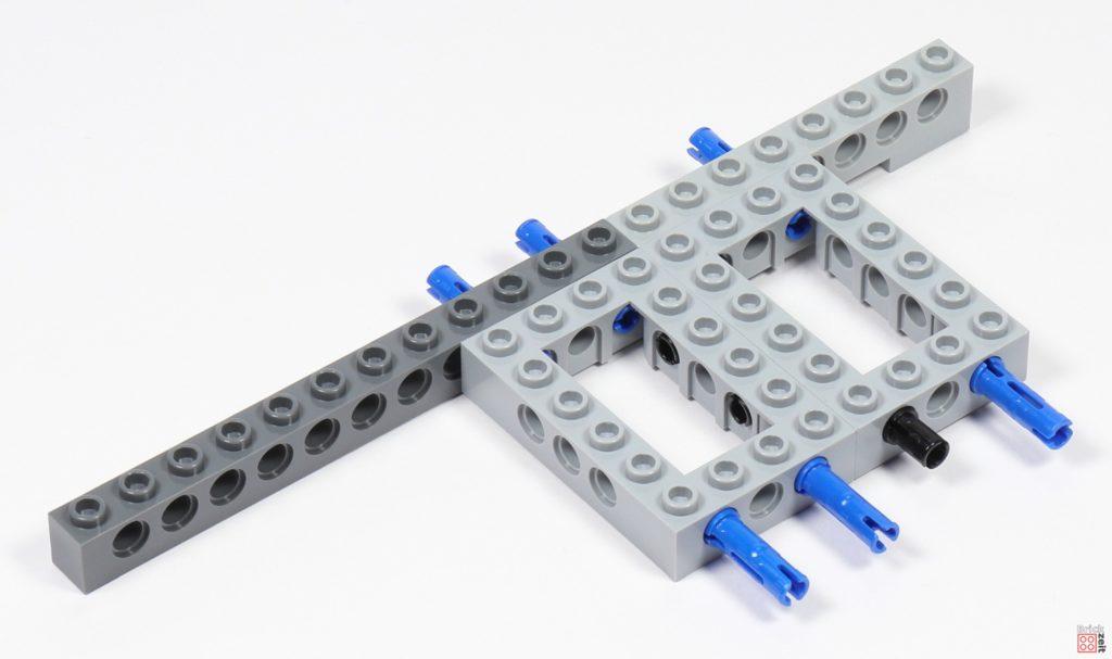 LEGO Star Wars 75275 - Bauabschnitt 02, Bild 05 | ©2020 Brickzeit