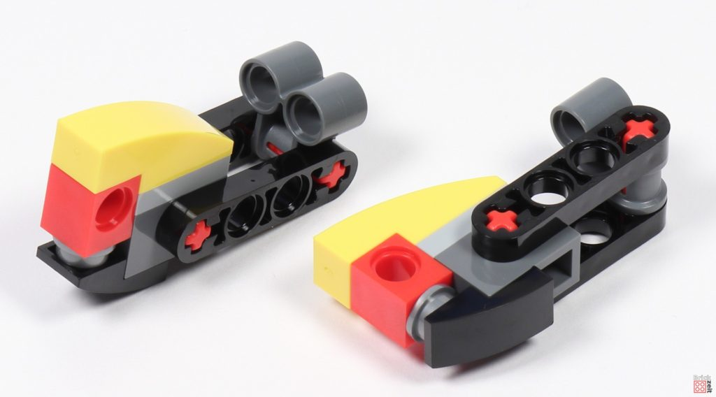 LEGO Star Wars 75275 - Bauabschnitt 02, Bild 07 | ©2020 Brickzeit