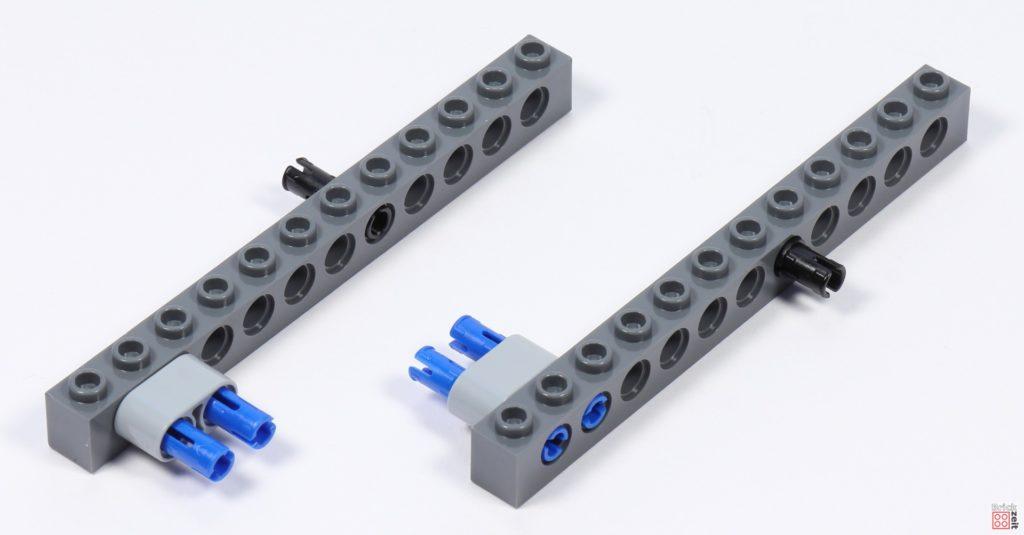 LEGO Star Wars 75275 - Bauabschnitt 02, Bild 13 | ©2020 Brickzeit