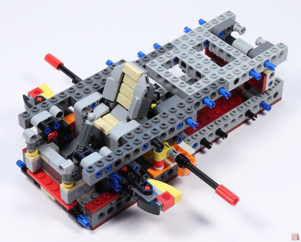 LEGO Star Wars 75275 - Bauabschnitt 02, Bild 17 | ©2020 Brickzeit