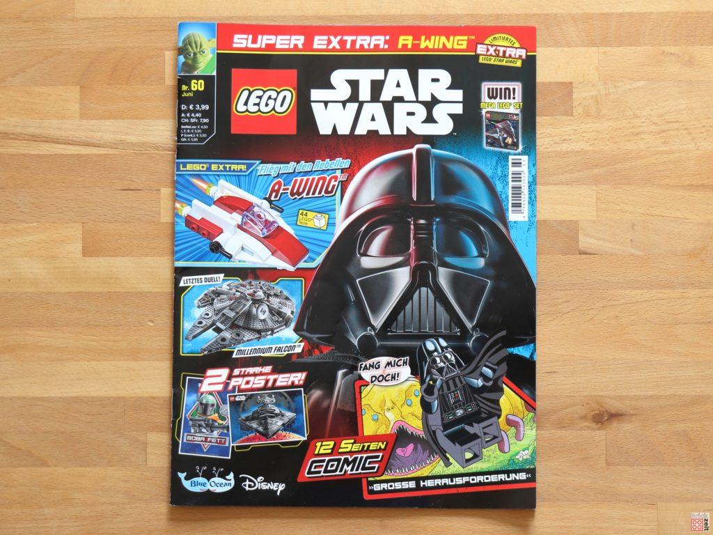 LEGO Star Wars Magazin Juni 2020 (Ausgabe Nr. 60) | ©2020 Brickzeit