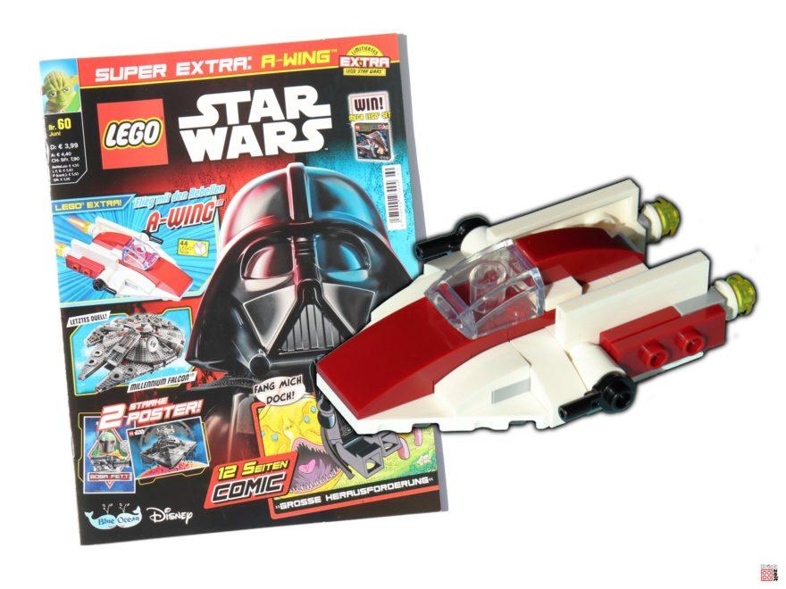 Review - LEGO Star Wars Magazin Juni 2020 (Ausgabe Nr. 60) | ©2020 Brickzeit