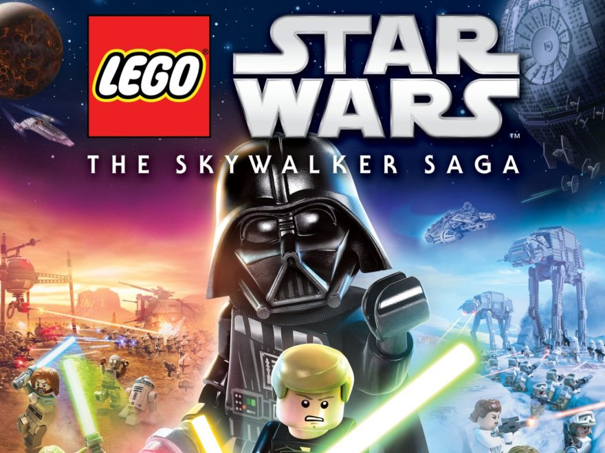 LEGO Star Wars: The Skywalker Saga - Videospiel | ©TT Games