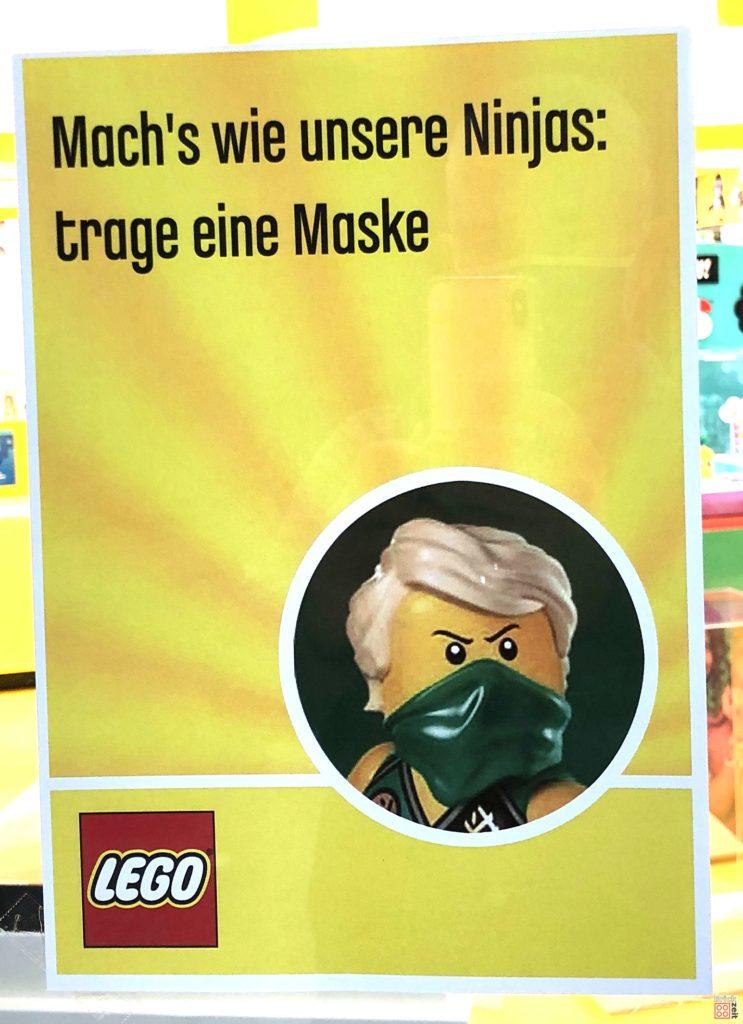 Seid ein Ninja! Tragt Maske :-)