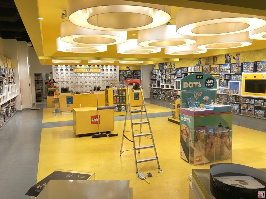 LEGO Store München Pasing am 30.04.2020