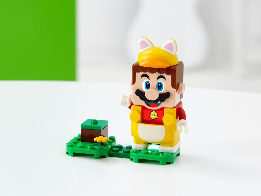 LEGO Super Mario 71372 Katzen-Mario - Anzug | ©LEGO Gruppe