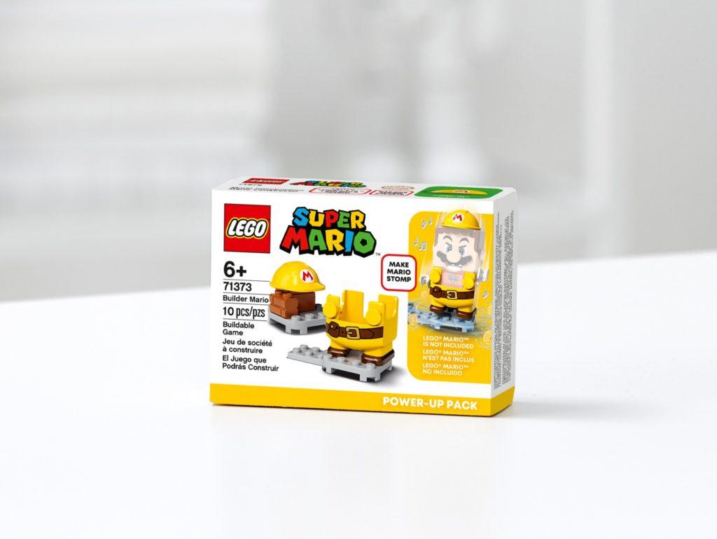LEGO Super Mario 71373 Baumeister-Mario - Anzug | ©LEGO Gruppe